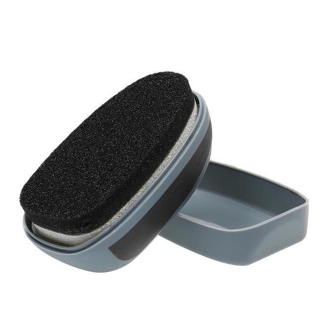 Polierschwamm für schwarze Schuhe collonil, Schwarz, 990-6101 - 26