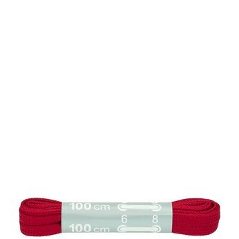 Bunte Schnürsenkel bata, Rot, 999-5366 - 13