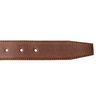 Brauner Herrengürtel aus Leder, Braun, 954-3170 - 16