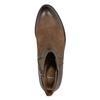 Damen-Knöchelschuhe bata, Braun, 696-4605 - 19