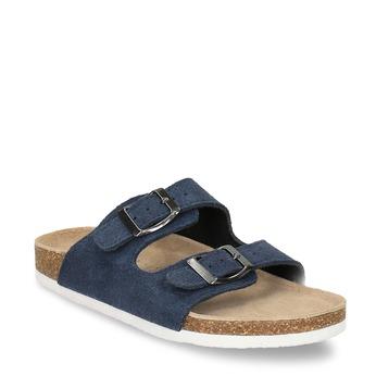 Blaue Pantoffeln für Kinder de-fonseca, Blau, 373-9600 - 13