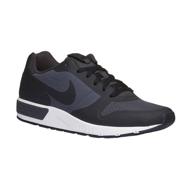 Herren-Sneakers in sportlichem Look nike, Schwarz, 809-6328 - 13