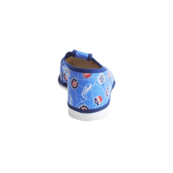 Kinder-Pantoffeln bata, Blau, 279-9011 - 17