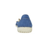 Legere Ballerinas aus Leder weinbrenner, Blau, 526-9503 - 17