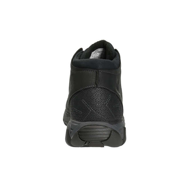 Herren-Sneakers aus Leder merrell, Schwarz, 806-6836 - 17