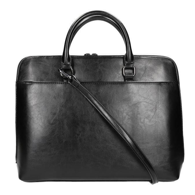 Elegante Tasche zum Tragen in der Hand bata, Schwarz, 961-6882 - 19