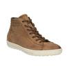 Knöchelhohe Damen-Sneakers bata, Braun, 594-8659 - 13