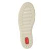 Knöchelhohe Damen-Sneakers bata, Braun, 594-8659 - 26