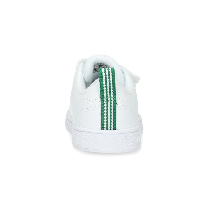 Kinder-Sneakers von Adidas adidas, Weiss, 101-1233 - 15