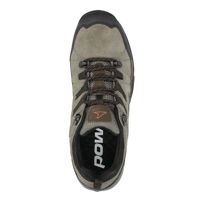 Outdoor-Schuhe aus Leder power, Braun, 803-4118 - 19