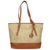 Shopper-Handtasche mit geflochtenem Muster gabor-bags, Beige, 961-8073 - 26