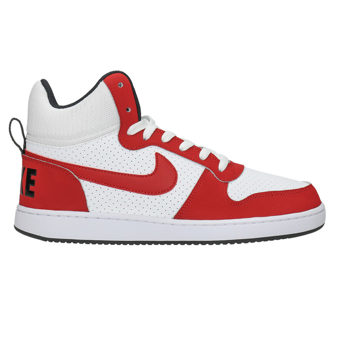 Herren-Knöchel-Sneakers nike, Rot, 801-5332 - 15