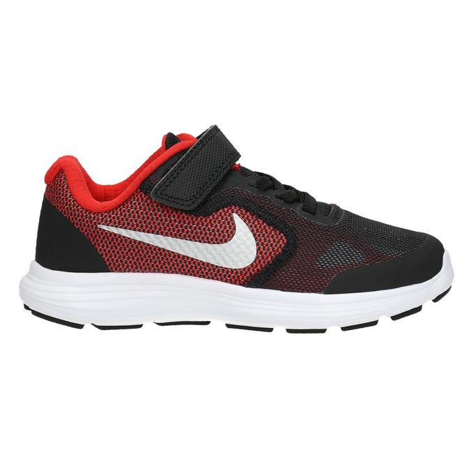 Sportliche Kinder-Sneakers nike, Schwarz, 309-5149 - 15