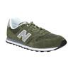 Herren-Sneakers aus Leder new-balance, khaki, 803-7107 - 13