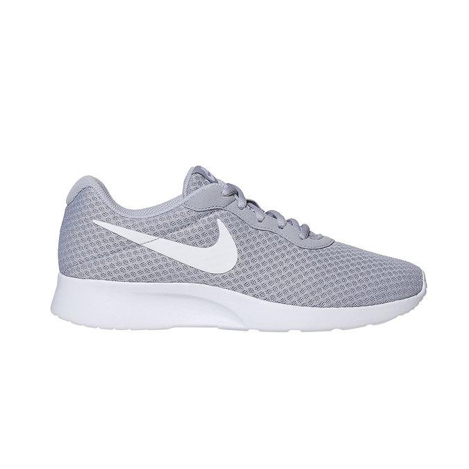 Graue Sneakers in sportlichem Stil nike, Grau, 809-2557 - 15