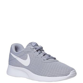 Graue Sneakers in sportlichem Stil nike, Grau, 809-2557 - 13