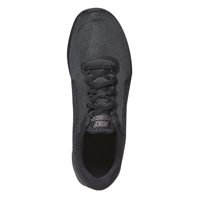 Schwarze, sportliche Herren-Sneakers nike, Schwarz, 809-6149 - 19