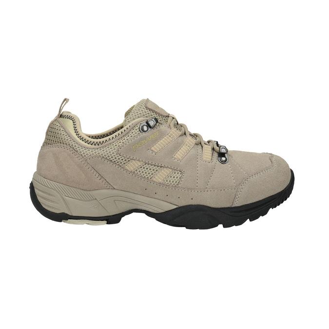 Damen-Outdoor-Schuhe aus Leder power, Braun, 503-3118 - 15