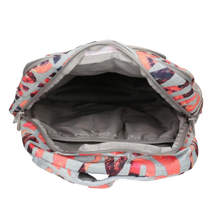 Rucksack mit farbenfrohem Muster roxy, Grau, 969-2071 - 15