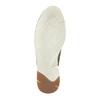 Knöchelschuhe aus geschliffenem Leder weinbrenner, Beige, 843-4625 - 26