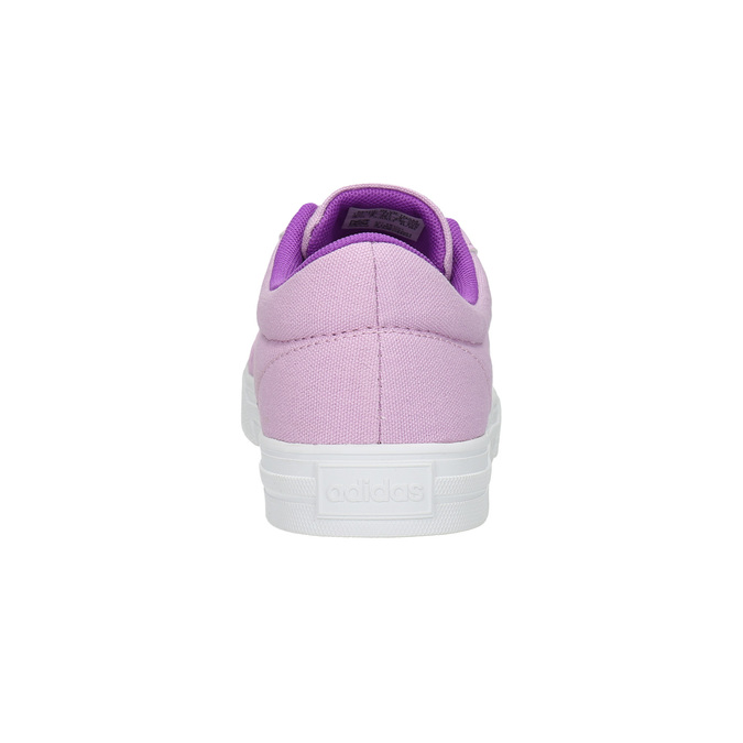 Lila Mädchen-Sneakers adidas, Violett, 489-9119 - 17