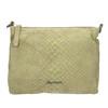 Damen-Crossbody-Handtasche aus Leder fredsbruder, Grűn, 963-7031 - 19