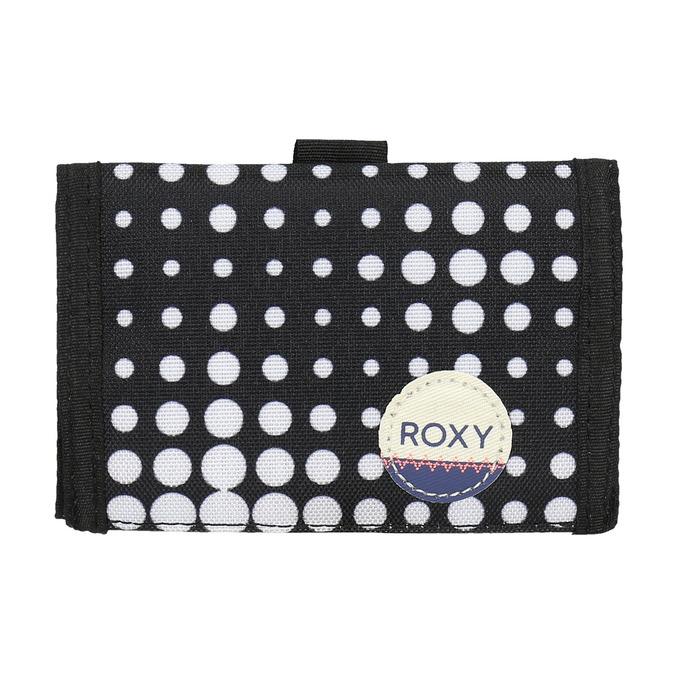 Textil-Geldbörse mit Pünktchen roxy, mehrfarbe, 969-0056 - 17