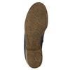 Stiefeletten aus geschliffenem Leder gabor, Blau, 613-9013 - 19