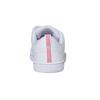 Weisse Kinder-Sneakers adidas, Weiss, 401-5133 - 17