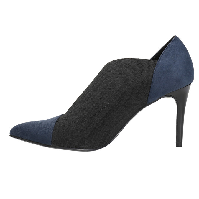 Pumps mit Stiletto-Absatz insolia, Blau, 729-9608 - 26