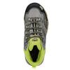 Graue Outdoor-Schuhe für Kinder weinbrenner-junior, Grau, 419-2613 - 15
