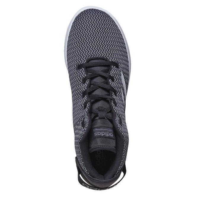 Knöchelhohe Herren-Sneakers adidas, Grau, 809-6216 - 19