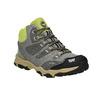 Graue Outdoor-Schuhe für Kinder weinbrenner-junior, Grau, 419-2613 - 13