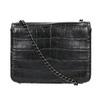 Damenhandtasche mit Kettchen bata, Schwarz, 961-6753 - 26