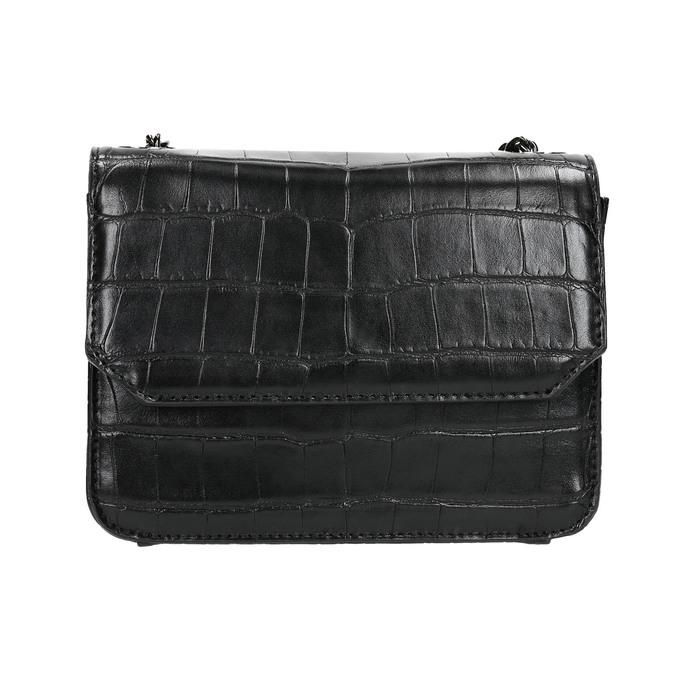 Damenhandtasche mit Kettchen bata, Schwarz, 961-6753 - 19