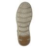 Herrenhalbschuhe aus Leder weinbrenner, Beige, 846-8655 - 17