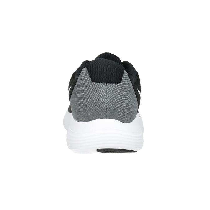 Sportliche Damen-Sneakers nike, Schwarz, 509-6290 - 16