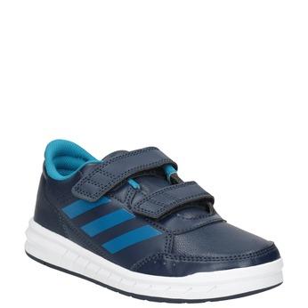 Blaue Kinder-Sneakers adidas, Blau, 301-9197 - 13