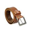 Herrengürtel aus Leder bata, Braun, 954-3191 - 13