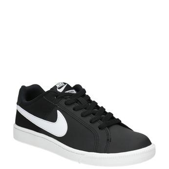 Schwarze Damen-Sneakers nike, Schwarz, 501-6164 - 13