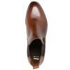 Damen-Chelsea-Boots aus Leder bata, Braun, 594-4635 - 19