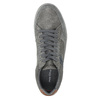 Graue Herren-Sneakers north-star, Grau, 841-2607 - 26