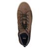 Knöchelhohe Herren-Sneakers bata, Braun, 846-4651 - 26