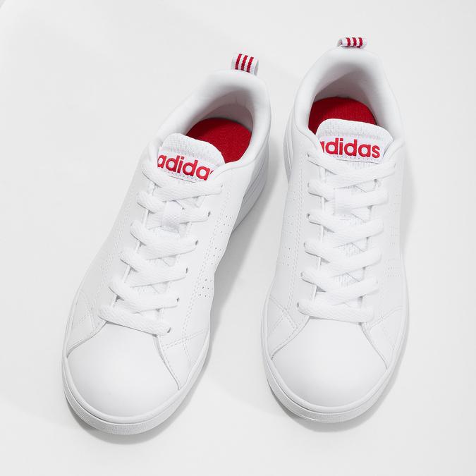 Weisse Damen-Sneakers adidas, Weiss, 501-5500 - 16