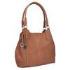 Braune Damenhandtasche gabor-bags, Braun, 961-3049 - 13