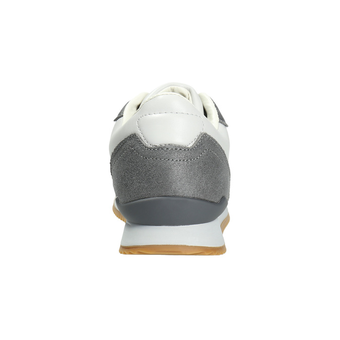 Legere Herren-Sneakers, Grau, 801-2180 - 16