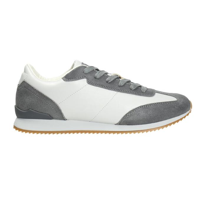 Legere Herren-Sneakers, Grau, 801-2180 - 26