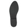 Overknee-Stiefel aus geschliffenem Leder bata, Schwarz, 593-6605 - 19