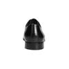 Schwarze Halbschuhe aus Leder bata, Schwarz, 826-6648 - 16