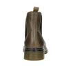 Damen-Chelsea-Boots aus Leder bata, Braun, 596-7680 - 16